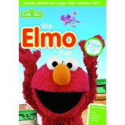 Sesame Street (Video): Big Elmo Fun (Other) by