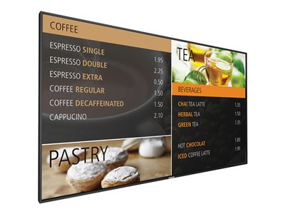 "Philips Signage Solutions E-Line Bdl4270El 42"" Class ( 42.02"" Viewable ) Led Display by Philips"