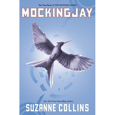 Mockingjay (the Final Book of the Hunger Games) - District 12 Hunger Games