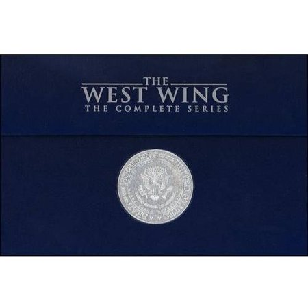 the west wing the complete series collection with pilot script and foreword full frame. Black Bedroom Furniture Sets. Home Design Ideas