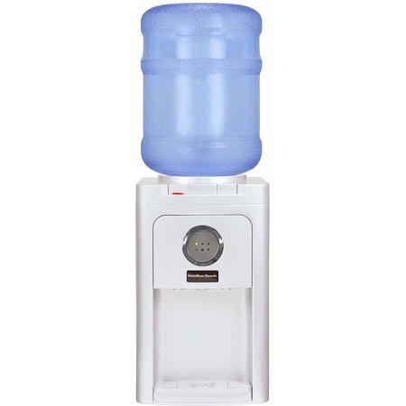 Hamilton Beach Tt 1 5w Tabletop Water Dispenser With Hot And Cold Temperatures