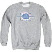Electric Company Since 1971 Mens Crew Neck Sweatshirt