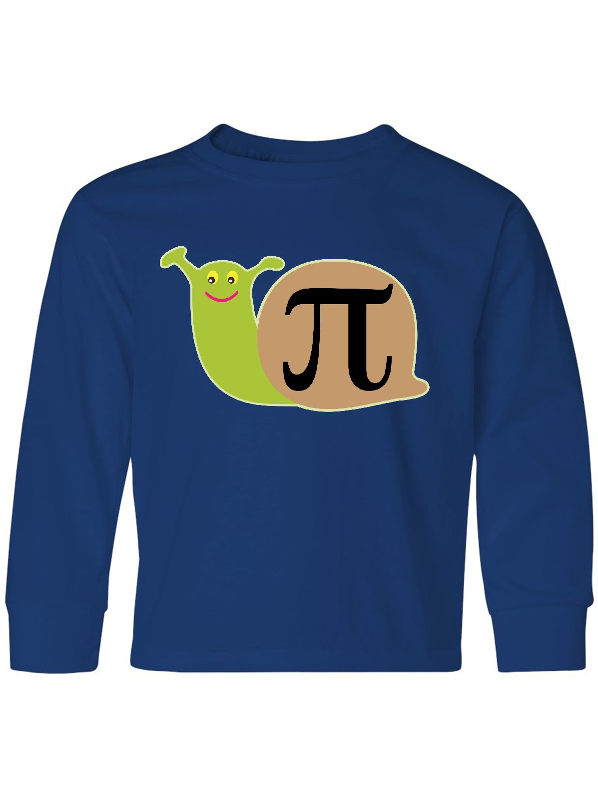89eb8355d Inktastic - Pi Day Boys Math Youth Long Sleeve T-Shirt - Walmart.com