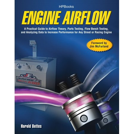 Engine Airflow HP1537 : A Practical Guide to Airflow Theory, Parts Testing, Flow Bench Testing and Analy zing Data to Increase Performance for Any Street or Racing Engine