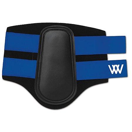 Woof Wear Sport Brushing Boots Medium Black/Blue