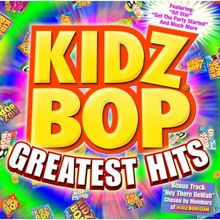 Kidz Bop Greatest Hits - Kidz Bop This Is Halloween