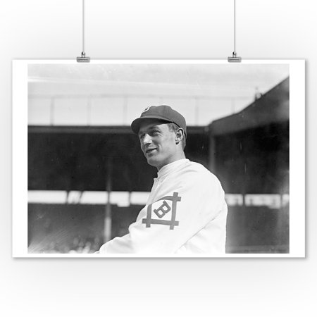 Brooklyn Dodgers Photo - Bert Tooley, Brooklyn Dodgers, Baseball Photo (9x12 Art Print, Wall Decor Travel Poster)