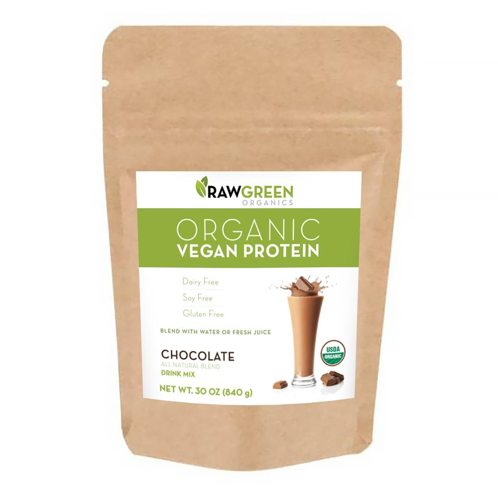 Conventional Vegan Protein Chocolate (840g) Eco