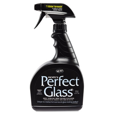 Perfect Glass Glass Cleaner, 32oz Bottle 32PG6