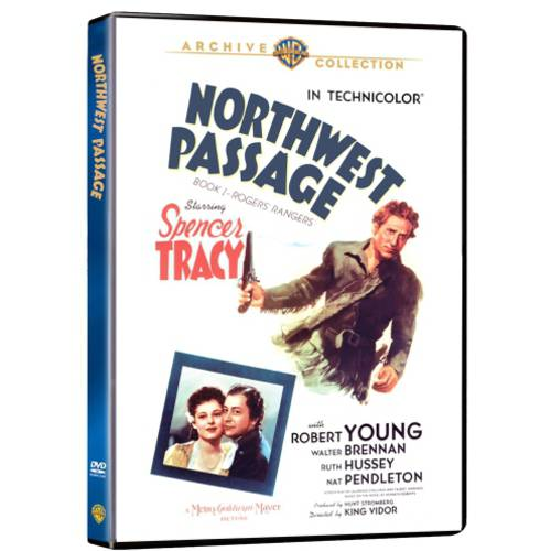 Northwest Passage(Dvd9) DVD Movie 1940