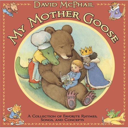 Halloween Songs For Nursery Rhymes (My Mother Goose : A Collection of Favorite Rhymes, Songs, and)