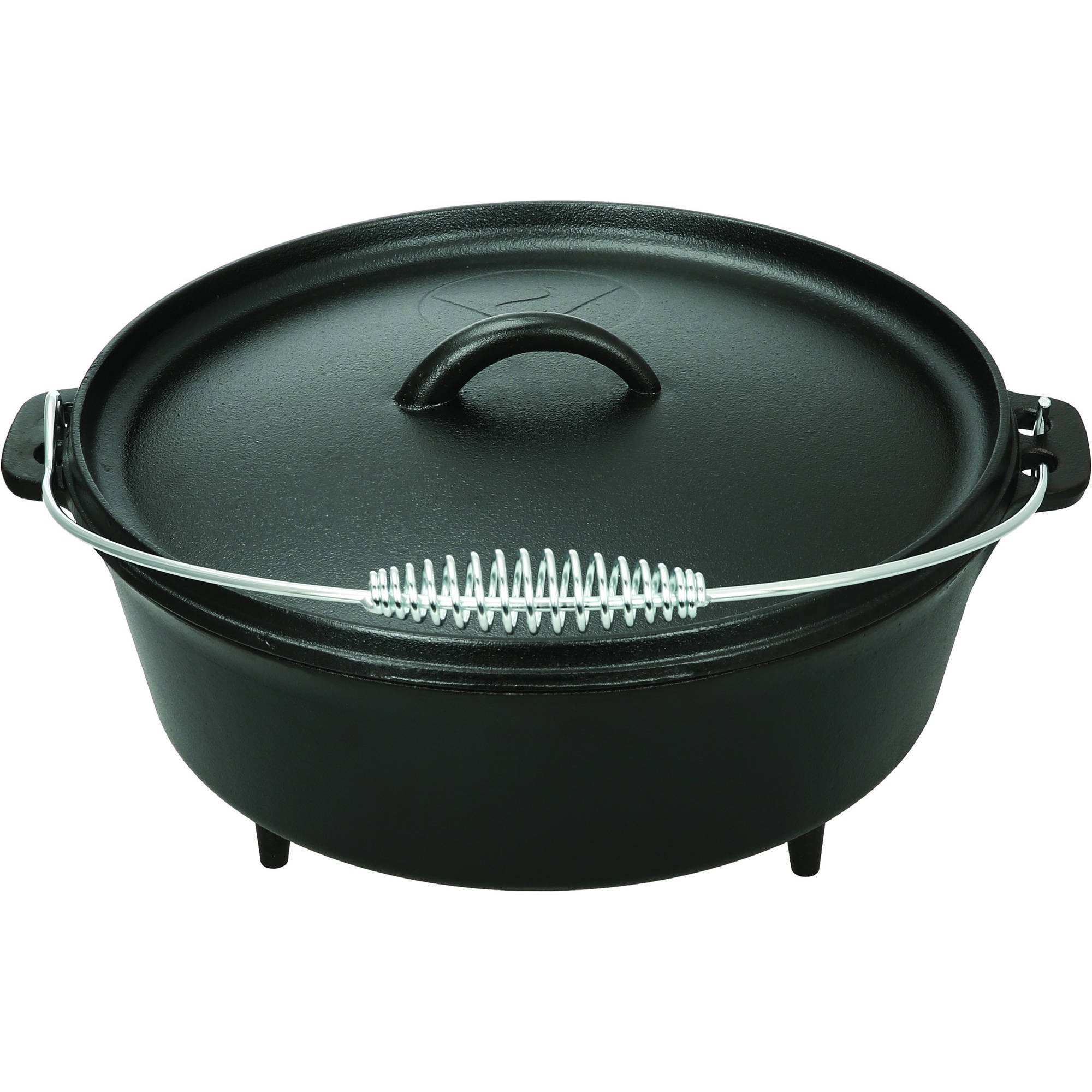 Ozark Trail 5 quart Dutch Oven with Lid, Pre-Seasoned