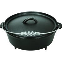 Ozark Trail 5QT Cast Iron Dutch Oven With Handle