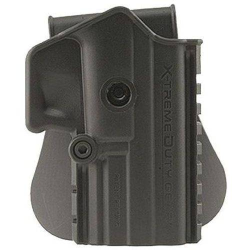 Springfield Armory XD3500H Paddle Holster XD3500H Adjustable Black Polymer