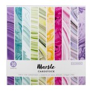 Card stock paper colorbk marble cardstock 12in x 12in 300 ct m4hsunfo