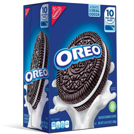 Product Of Nabisco Oreo Cookies (5.25 Oz., 10 Pk.) - For Vending Machine, Schools , parties, Retail Stores](Oreo Treats For Halloween)
