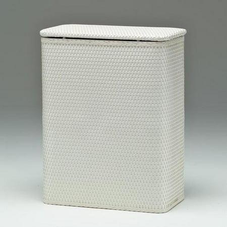 Chelsea laundry hamper - Modern hamper with lid ...