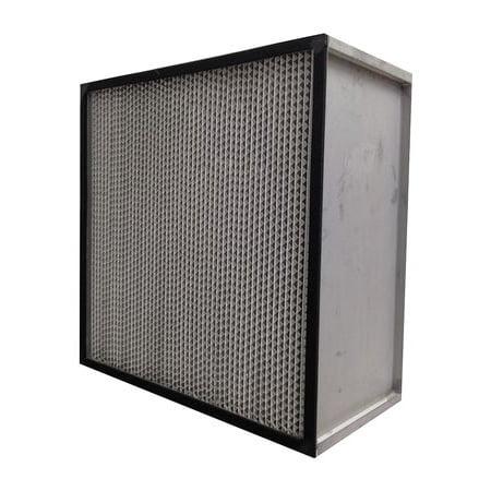 AIR HANDLER Cartridge Filter,20X20X6 In. 2GGG9
