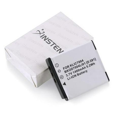 Insten Li-ion Battery For Kodak KLIC-7004 / Fuji NP-50 / Pentax (Kodiak 3 Stage Jet Pump For Sale)