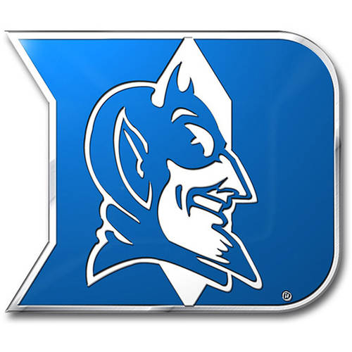 NCAA Duke Blue Devils Color Bling Emblem