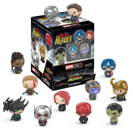 Funko Pint Size Heroes: Marvel Studios 10 - One Mystery Collectible Figure, Multicolor - image 1 of 1