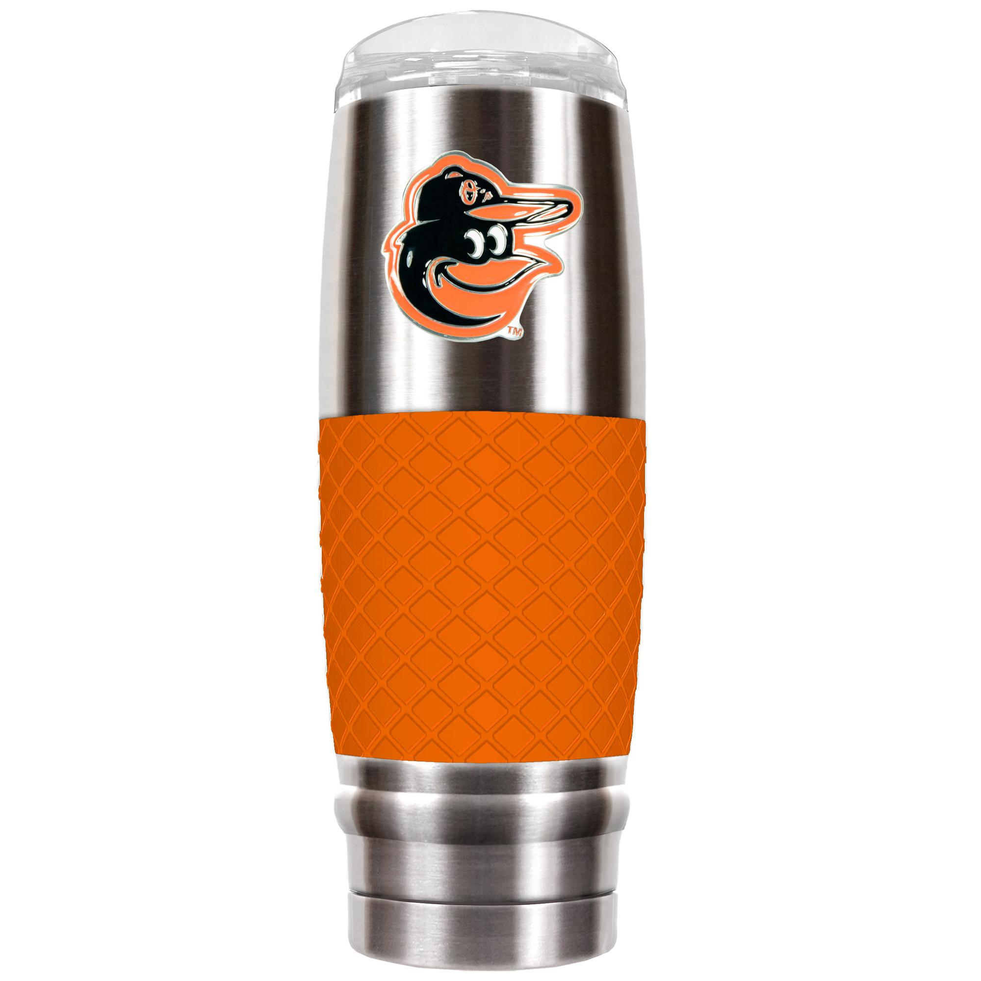 Baltimore Orioles 30oz. The Reserve Vacuum-Insulated Travel Tumbler - Orange - No Size