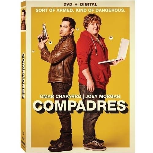 Compadres (DVD + Digital Copy)