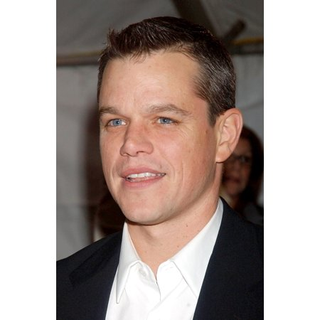 Matt Damon At Arrivals For Premiere Of The Good Shepherd Ziegfeld Theatre New York Ny December 11 2006 Photo By Kristin CallahanEverett Collection