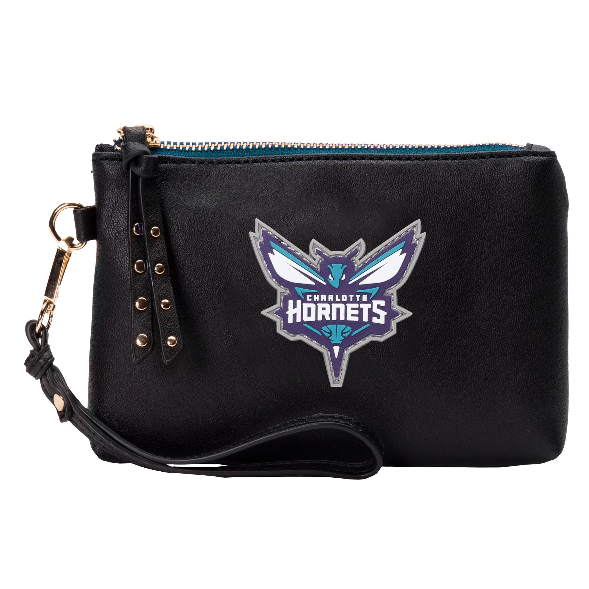 Charlotte Hornets Wristlet Pouch - No Size