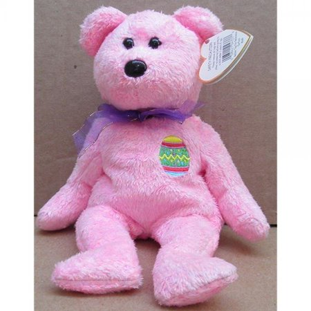 TY Beanie Babies Eggs the Bear Plush Toy Stuffed (Ty Stuffed Bears)