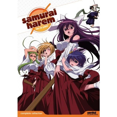 Samurai Harem: Complete Collection (Anamorphic Widescreen)