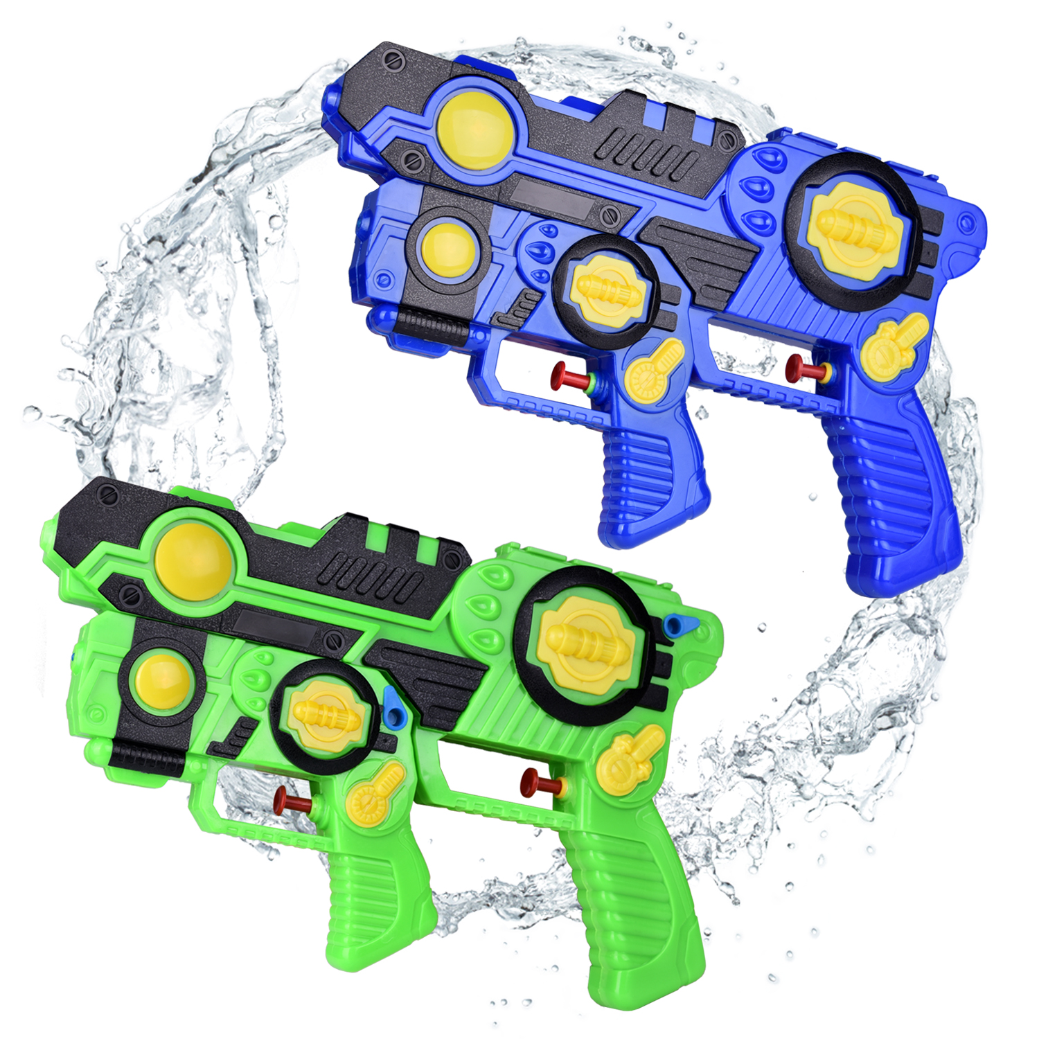 Water Guns Toy for Kids Blaster Soaker Summer Toys Swimming Pool Beach Toys Outdoor Water Squirt Gun Water... by