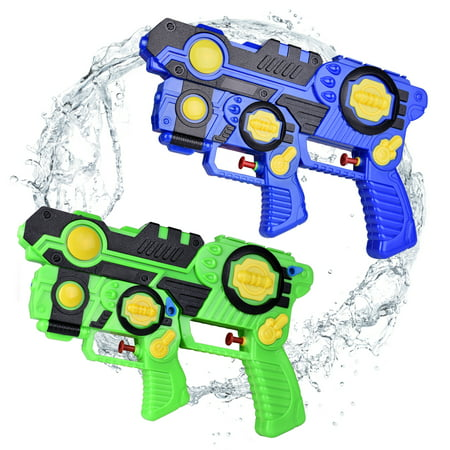 Water Guns Toy for Kids Blaster Soaker Summer Toys Swimming Pool Beach Toys Outdoor Water Squirt Gun Water Fight Toys F-191 - Water Squirting Flower