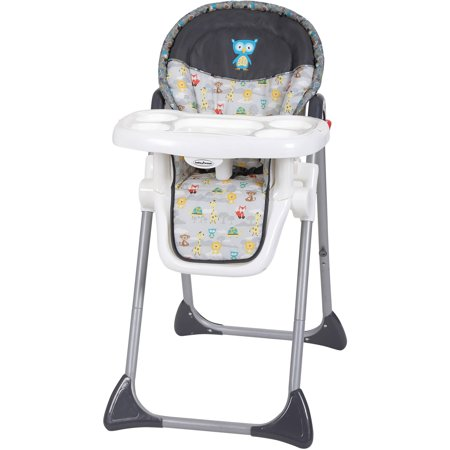 Unassembled High Chair (Baby Trend Sit-Right Adjustable High Chair, Tanzania)