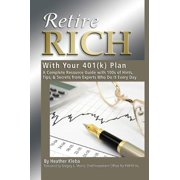 Best 401k Books - Retire Rich with Your 401K Plan: A Complete Review