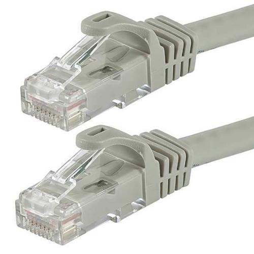Ethernet Cable,Cat 6,Gray,14 ft. MONOPRICE 9800