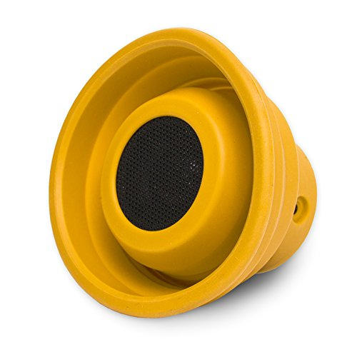 SYBA SY-SPK23057 X-Horn Bluetooth speaker Yellow