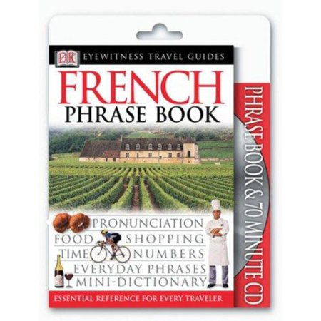 FRENCH PHRASE BOOKEYEWITNESS TRAVEL GUIDE