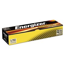 Batteries: Energizer Industrial