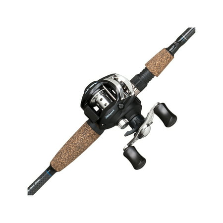 - Shakespeare Agility Low Profile Baitcast Reel and Fishing Rod Combo