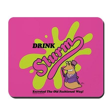 Image of CafePress - Futurama Drink Slurm - Non-slip Rubber Mousepad, Gaming Mouse Pad
