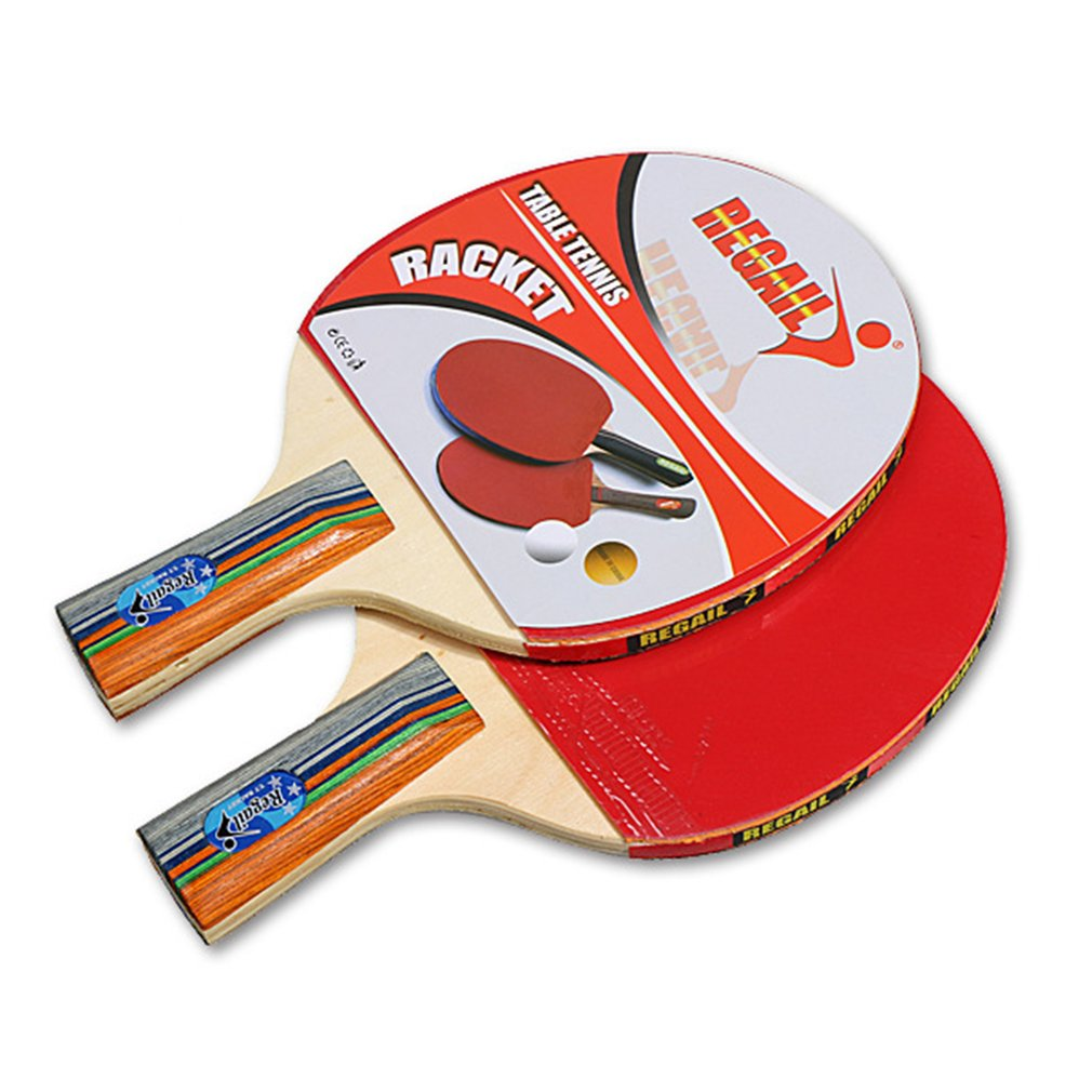 REGAIL 8010 Table Tennis Set Penhold Grip Three Balls Useful Ping Pong Set Suitable For Amateurs Sc 1 St Walmart  sc 1 st  pezcame.com : table tennis set walmart - pezcame.com