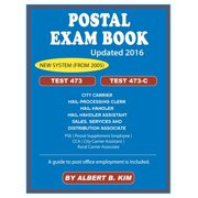 Postal Exam Book : For Test 473 and 473-C