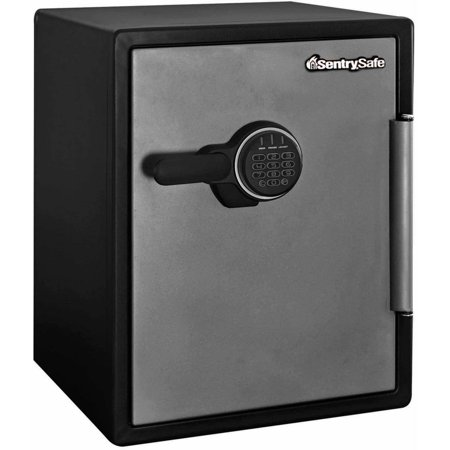 SentrySafe SFW205FWC Fire-Resistant Safe and Waterproof Safe with Digital Keypad, 2.0 cu ft