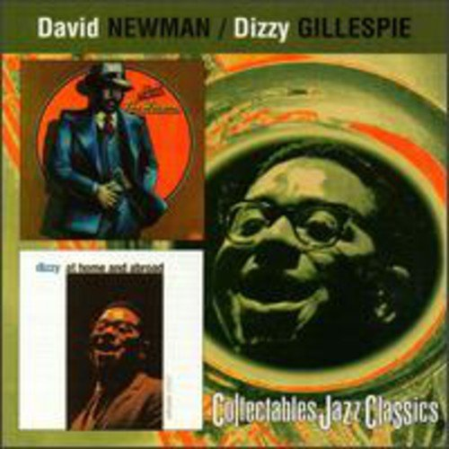 Full performer name: David &quot;Fathead&quot; Newman Dizzy Gillespie.<BR>2 LPs on 1 CD: David &quot;Fathead&quot;... by