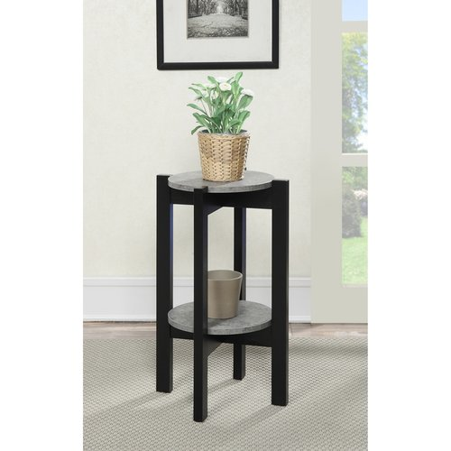 Convenience Concepts Newport Medium Plant Stand by Generic