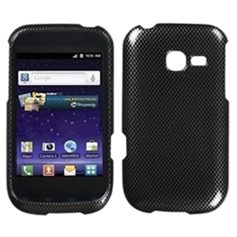 Insten Carbon Fiber Phone Case Cover For SAMSUNG R480C