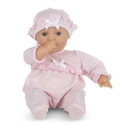 Melissa & Doug Mine to Love Jenna 12 inch Baby