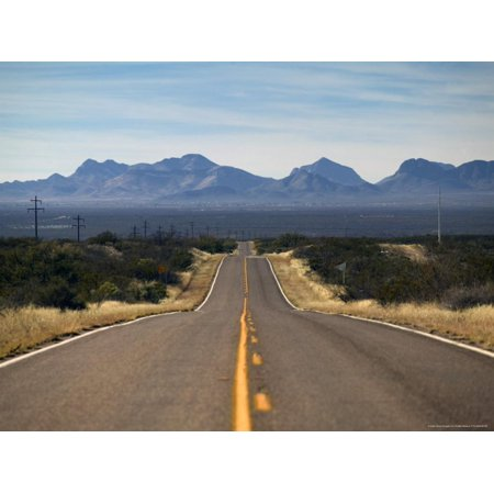View of Highway 82, Tombstone, AZ Print Wall Art By Walter (Best Western Tombstone Az)