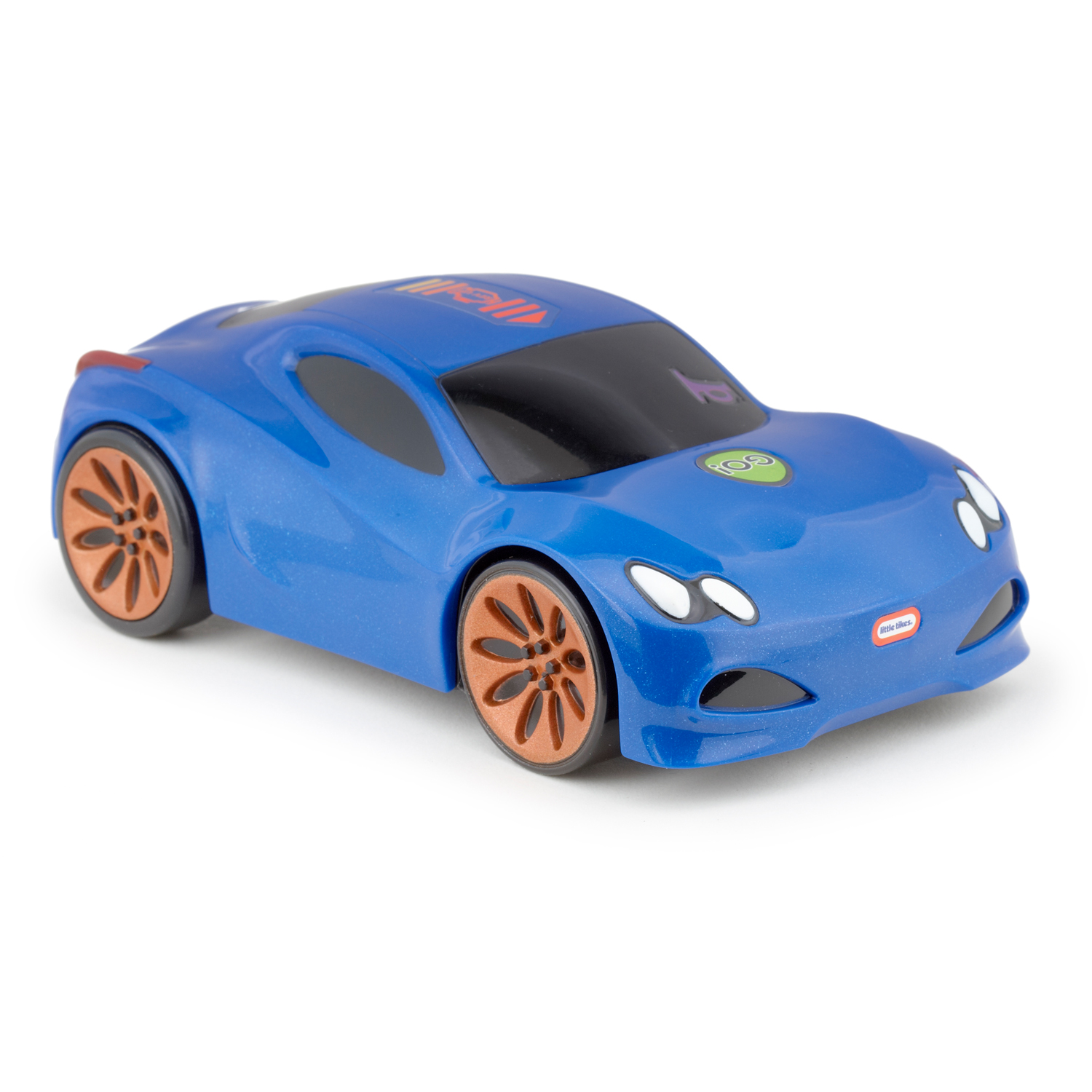Little Tikes Touch n' Go Racers- Blue Sportscar